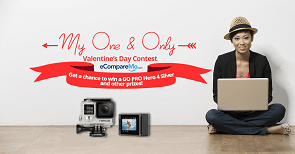 My One & Only | eCompareMo's Valentine's Day Contest