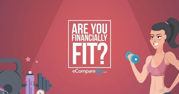 How Financially Fit Are You? Take The Quiz Now